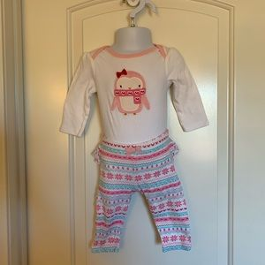 Gymboree holiday outfit